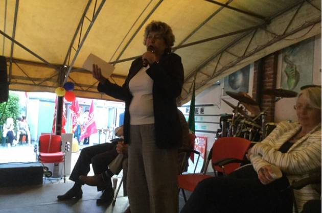 Susanna Camusso a Lodi Sulla 'Carta dei Diritti' il nostro lavoro non finisce con la raccolta delle firme