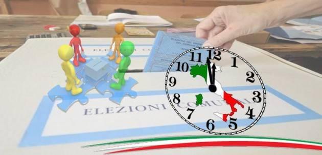 Ballottaggi amministrative 2016: alle ore 12 ha votato il 14,48%. Lombardia 15,90% - Milano 15,86% - Roma 13,49% - Torino 14,81%