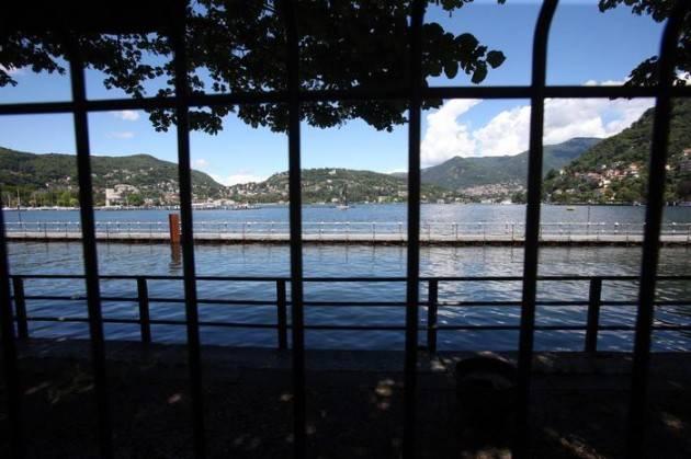 Esonda il Lago di Como