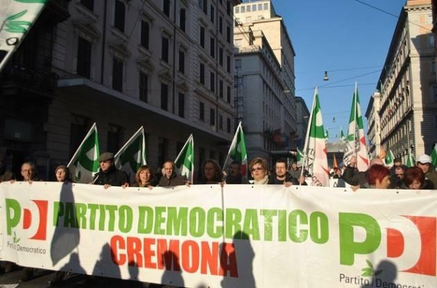 Cremona La lite nel PD cittadino ( ma il nazionale non è di meno) appare sempre più grottesca di Giorgino Carnevali