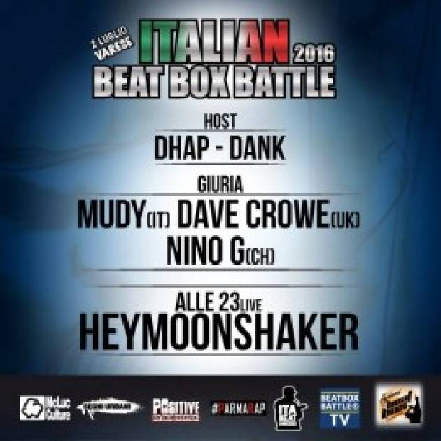 Varese - Campionato Nazionale di Beatbox 2016