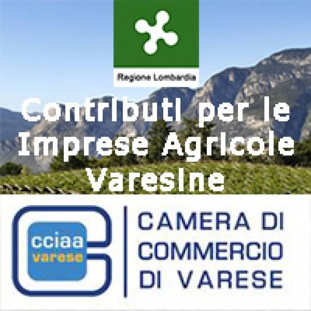 Contributi agli investimenti delle imprese agricole varesine