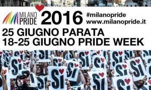 Milano Pride 2016 12°esima marcia annuale