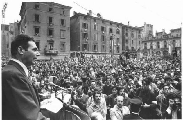 Il libro  Luciano Lama, parole e immagini vent'anni dopo di Emiliano Sbaraglia