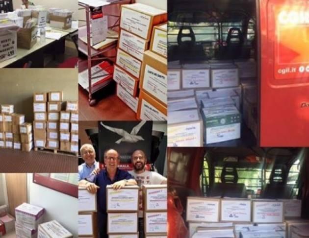(video) #SfidaXiDiritti, oltre 3,3 milioni di firme in Cassazione di Nino Baseotto (Cgil)