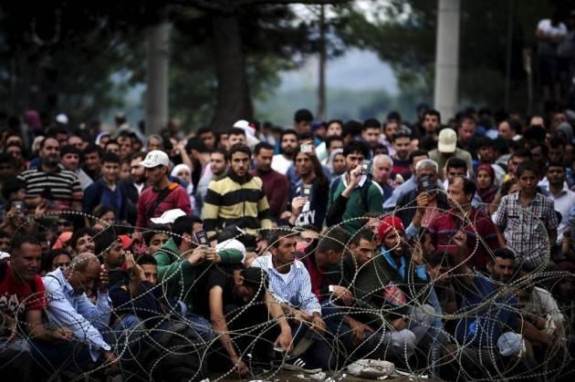 Pianeta migranti. Non c'è nessuna invasione!