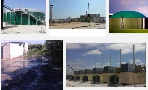 Centrale Biogas di Roverbella (Mn) : intervenga la Procura