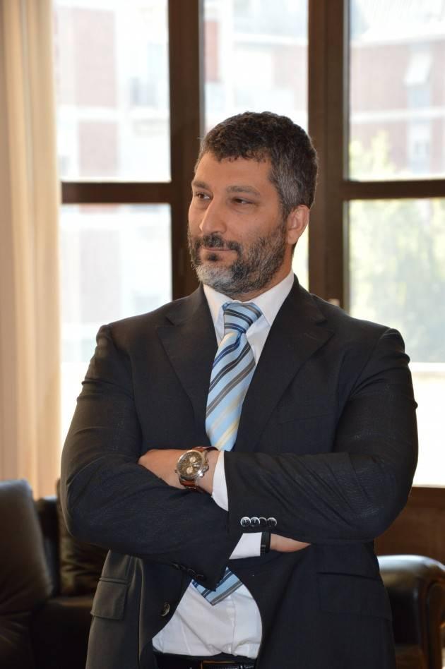 Presentazione nuovo Vicario del Questore, dott. Leopoldo Testa