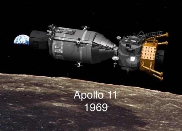 AccaddeOggi  #16luglio  1969  Programma Apollo: Parte l'Apollo 11, che porterà l'uomo sulla Luna