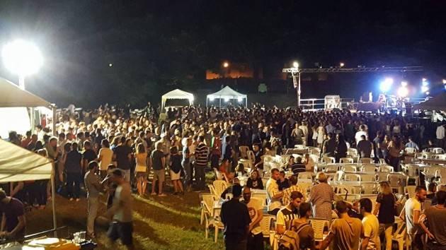 Cremona Grande successo a Porta Mosa de 'Il Viaggio del Barbagallo' in memoria di Matteo Denti