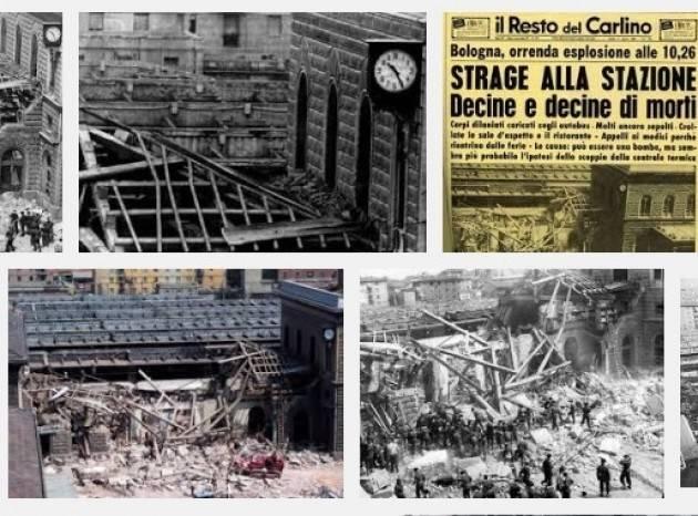 Bologna ricorda il 36° anniversario della Strage del 2 Agosto 1980