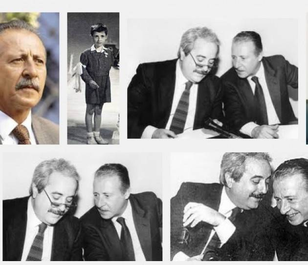 AccaddeOggi  Il 19 luglio 1992 – Palermo: a pochi mesi dalla strage di Capaci, viene ucciso dalla mafia il procuratore della Repubblica Paolo Borsellino