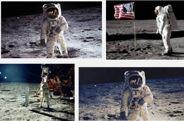 (Video) AccaddeOggi  #21luglio 1969 - Neil Armstrong compie il primo passo di un uomo sulla Luna