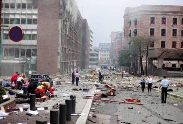 AccaddeOggi  #22luglio 2011 – Norvegia: Attentati terroristici a Oslo provocano 87 vittime