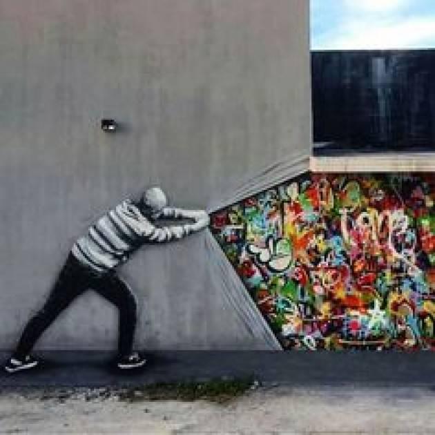 La Street Art per la rigenerazione urbana