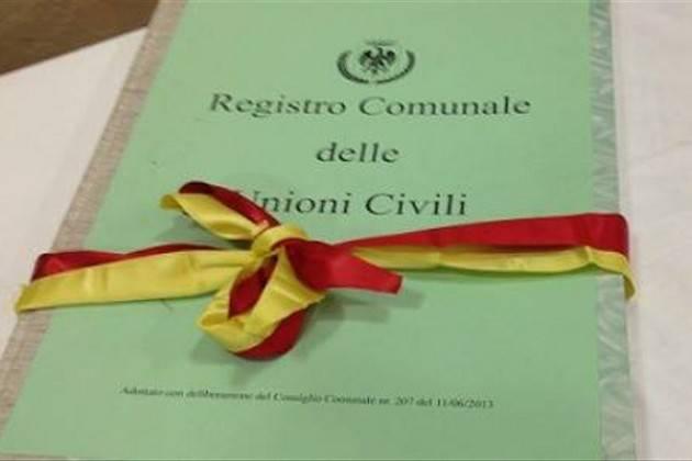 Unioni Civili La legge non prevede l'obiezione di coscienza per i sindaci  di Gian Pietro Garoli