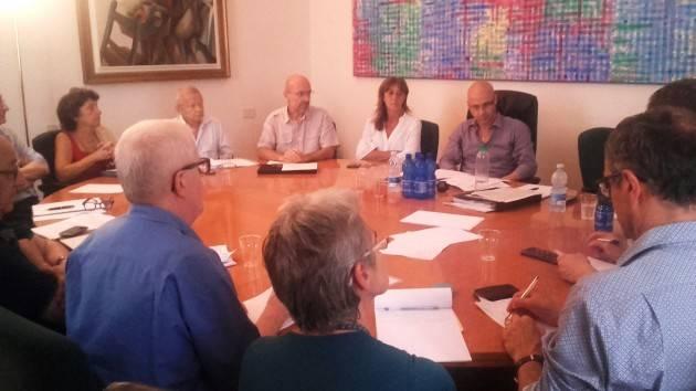 Lecco - Verso la costituzione dell'agenzia della casa, incontro in municipio