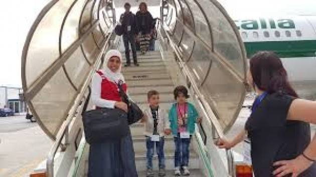 Pianeta migranti.  I corridoi umanitari della società civile italiana presentati al Parlamento europeo