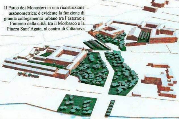 Parco dei Monasteri di Cremona Ormai siamo al degrado irreversibile di Licio D'Avossa
