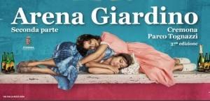 Film all' Arena Giardino Cremona il programma dal 28 luglio al 14 settembre 2016