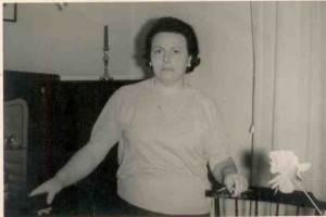 In ricordo della Sig.ra Luigina Baronio ved. Storti  di Cavalieri Andrea (poesia dialetto cremonese)