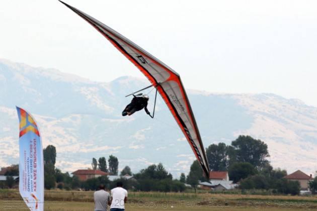 Il tricolore trionfa agli europei di deltaplano sulle montagne della Macedonia