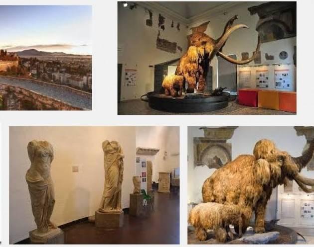 Bergamo Ad agosto i Musei Civici aperti tutti i giorni