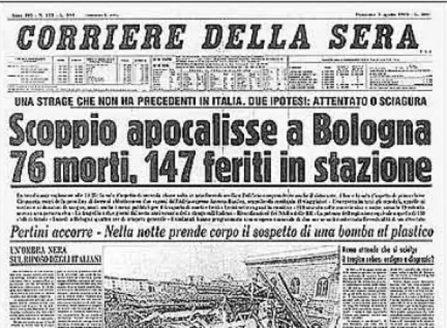 Calendario Anno 1980.Accaddeoggi 2agosto 1980 Italia Alle Ore 10 25 Una Bomba