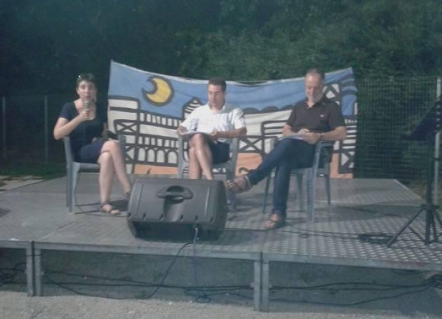 (Video) Referendum Costituzionale C'è di dice NO Incontro alla Festa dell'Arci Cremona 2016