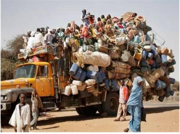 Pianeta migranti. La Crisi Sud Sudan  Profughi di serie C