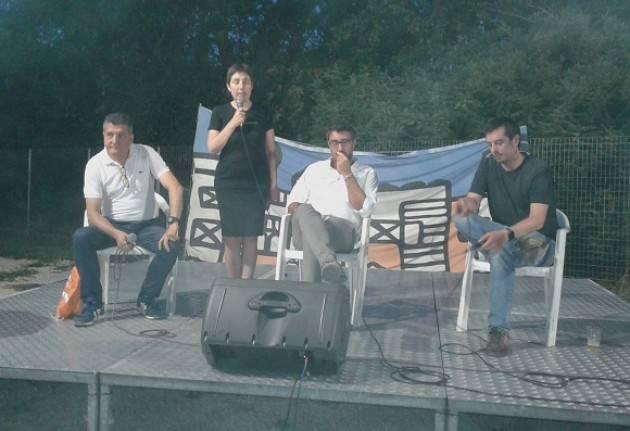 (Video) STOP al TTIP se nè è discusso alla Festa Arci 2016 di Cremona