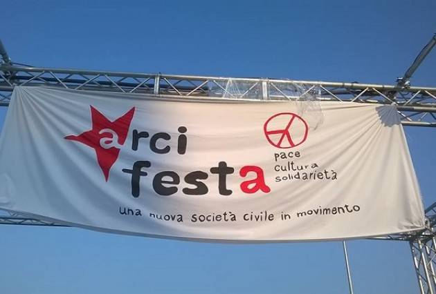 ArciFesta 2016 Cremona Incontro  Fermare la guerra del terrore costruire la pace con Carla Bellani ed Emanuela Ghinaglia