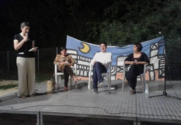 (Video) Come organizzare l'accoglienza dei Migranti . Se ne è parlato all' Arci Festa Cremona