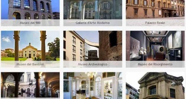 Milano Domenica 7 agosto aperti i Musei Civici  e Armani/Silos
