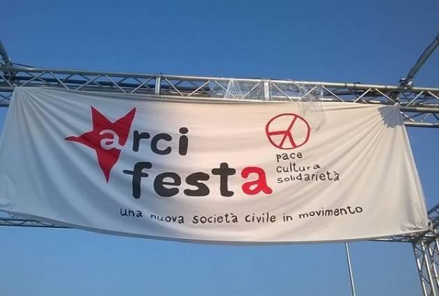 (Video) ArciFesta2016 Cremona Fermare la guerra del terrore costruire la pace Carla Bellani Acli, Emanuela Ghinaglia Arci