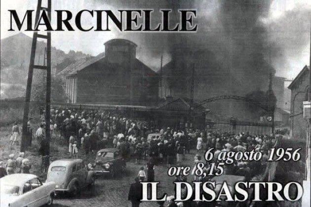 AccaddeOggi  #8agosto  1956 – In Belgio, nella città  di Marcinelle, tragedia nella miniera di carbone.