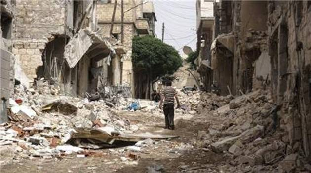 Attacco chimico ad Aleppo. Amnesty International: crimine di guerra