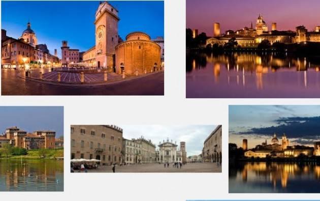 Viaggio a Mantova  Capitale Italiana della Cultura 2016