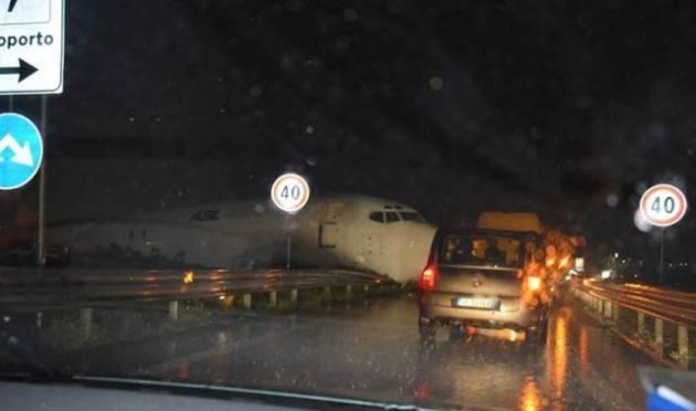 Areo in tangenziale ad Orio al Serio I Sindaci di Bergamo, Dalmine, Treviolo e Levate chiedono sicurezza