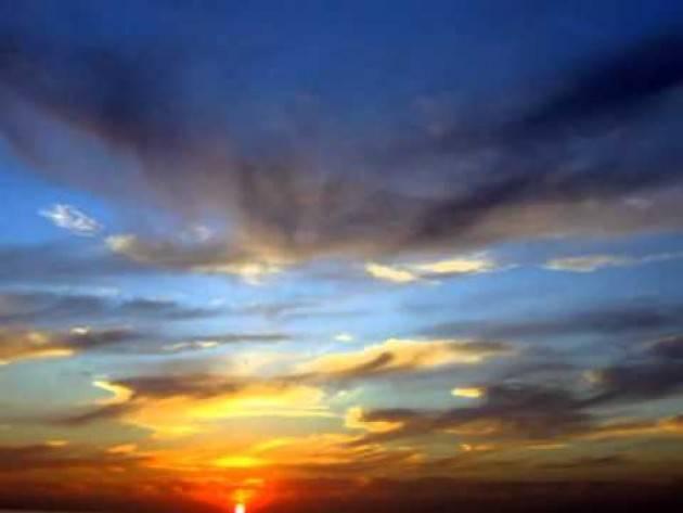 'Cielo Padre' una bella poesia di Maurizio Cazzaniga