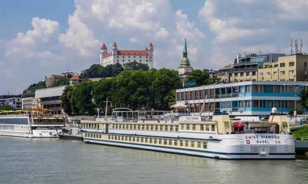 Bratislava  Forti  investitori immobiliari per i locali commerciali