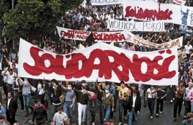 AccaddeOggi  16 agosto 1980 – In Polonia iniziano i primi scioperi di Solidarność