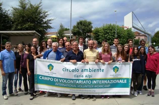 Successo per il Campo di Volontariato internazionale 'Brianza hills'