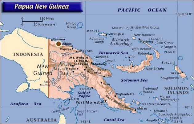 Avaaz  comunica La peggiore idea di sempre. Miniera in Papua Nuova Guinea sul fondo dell' oceano
