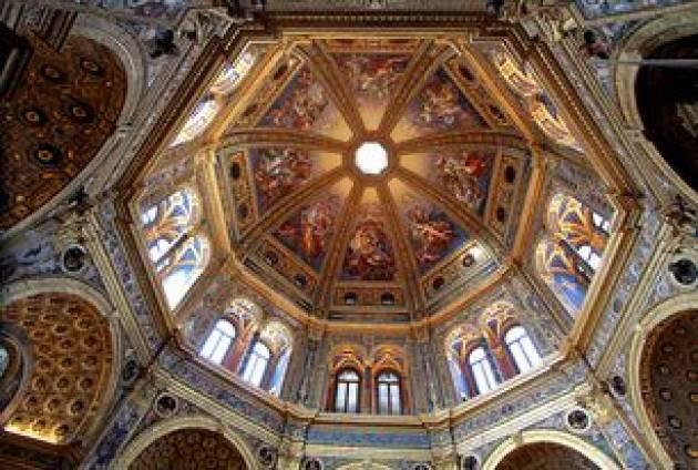 Restauro della Cappella del Crocefisso dell'Incoronata