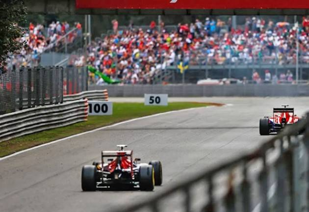 Monza GP 2016 (Video)