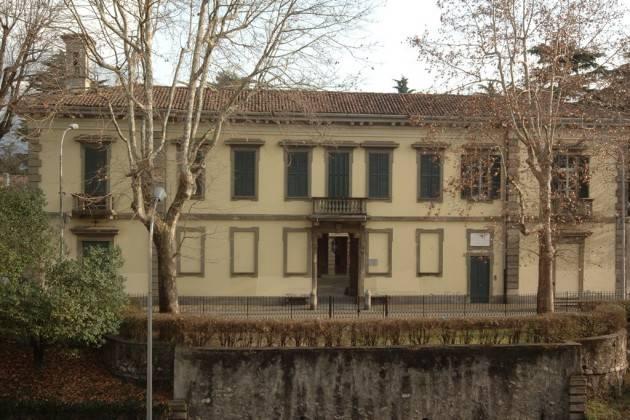 Ferragosto al museo: picco di visite a villa Manzoni