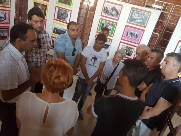 Cremona Ospite speciale alla mostra sul Pakistan