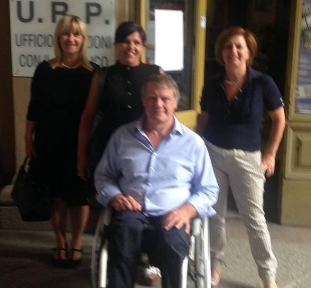 Cremona Disability Manager, Rosita Viola  a confronto con l'esperienza del Comune di Alessandria