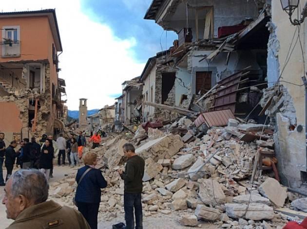 Terremoto  La solidarietà dall'Italia